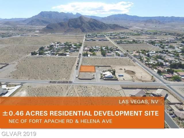 Fort Apache Rd, Las Vegas, NV 89129 (MLS #2142299) :: Trish Nash Team