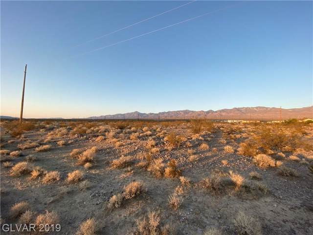 6461 N Jamestown #2, Pahrump, NV 89060 (MLS #2142382) :: Signature Real Estate Group