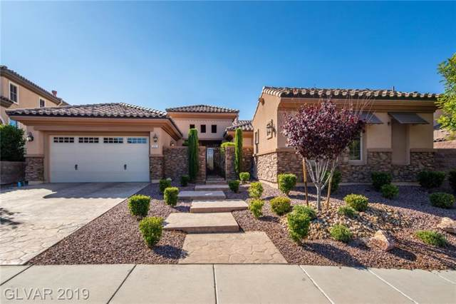 2261 Boutique, Henderson, NV 89044 (MLS #2142768) :: The Snyder Group at Keller Williams Marketplace One
