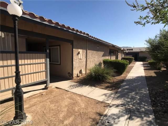 261 Lamb E, Las Vegas, NV 89110 (MLS #2142785) :: Vestuto Realty Group
