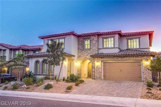 379 Nola, Las Vegas, NV 89138 (MLS #2142806) :: The Snyder Group at Keller Williams Marketplace One