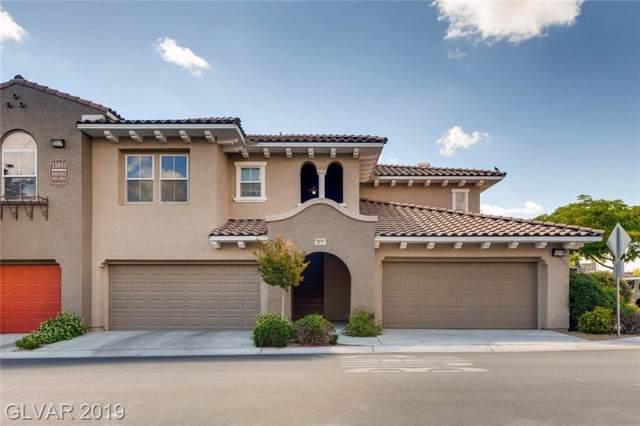 11855 Portina #2011, Las Vegas, NV 89138 (MLS #2142868) :: Trish Nash Team
