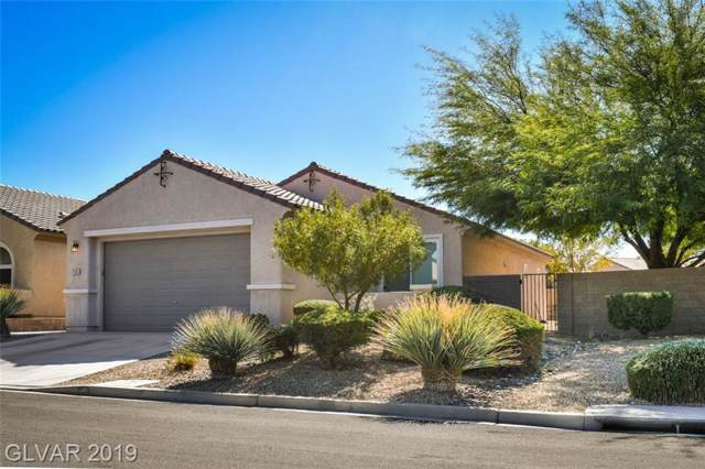 2755 Mintlaw, Henderson, NV 89044 (MLS #2142886) :: Signature Real Estate Group