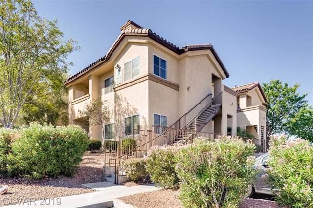 8501 W University Avenue #2096, Las Vegas, NV 89147 (MLS #2142971) :: The Shear Team