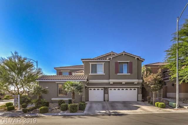10009 Madison Walk, Las Vegas, NV 89149 (MLS #2142996) :: Signature Real Estate Group