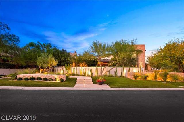 10 Promontory Ridge, Las Vegas, NV 89135 (MLS #2142998) :: Vestuto Realty Group