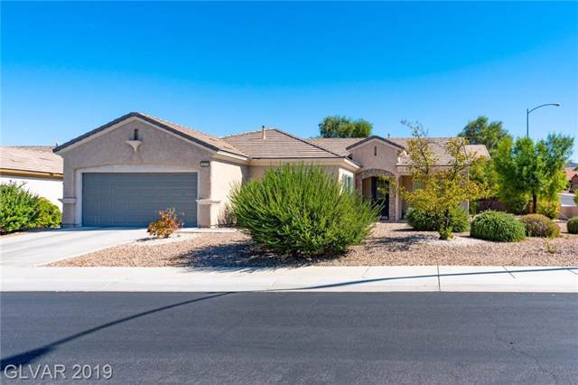 2078 Cotton Valley, Henderson, NV 89052 (MLS #2143009) :: The Snyder Group at Keller Williams Marketplace One
