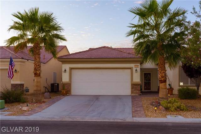 2104 Cyprus Dipper, North Las Vegas, NV 89084 (MLS #2143111) :: The Snyder Group at Keller Williams Marketplace One