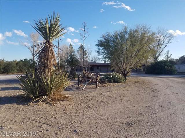 3469 E Adobe, Amargosa, NV 89020 (MLS #2143127) :: Vestuto Realty Group