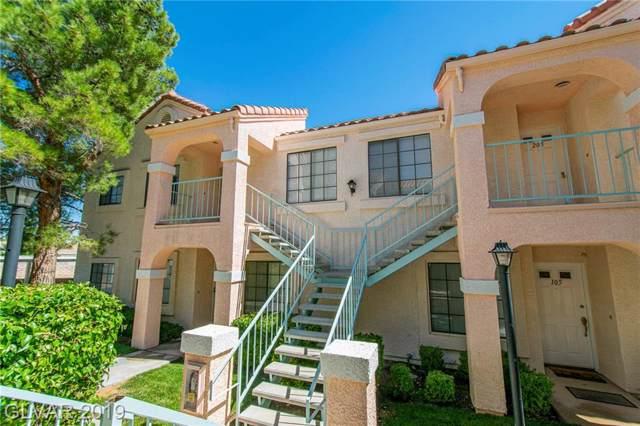 4823 Torrey Pines #204, Las Vegas, NV 89103 (MLS #2143154) :: Hebert Group | Realty One Group