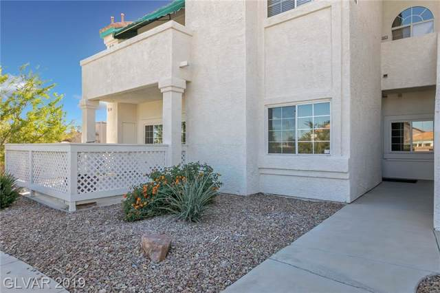 1676 Normandy #0, Henderson, NV 89014 (MLS #2143172) :: Signature Real Estate Group
