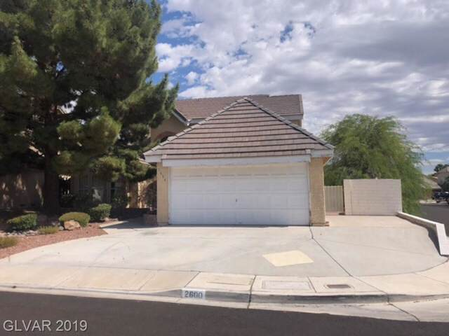 2600 Trotwood, Las Vegas, NV 89108 (MLS #2143173) :: The Snyder Group at Keller Williams Marketplace One