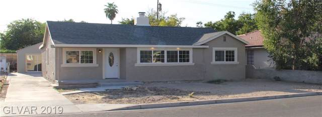 1244 9TH, Las Vegas, NV 89104 (MLS #2143203) :: The Snyder Group at Keller Williams Marketplace One