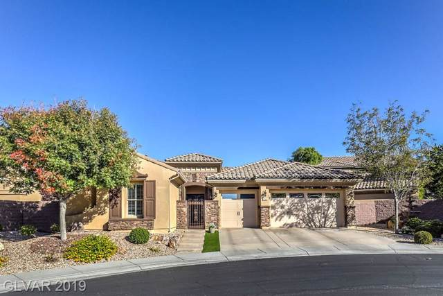 2740 Moliere, Henderson, NV 89044 (MLS #2143218) :: The Snyder Group at Keller Williams Marketplace One