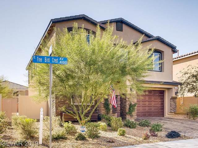 4133 Free Bird Crest, North Las Vegas, NV 89081 (MLS #2143268) :: Signature Real Estate Group