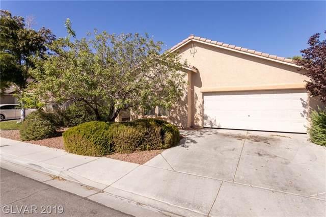 5012 Naff Ridge, Las Vegas, NV 89131 (MLS #2143269) :: Trish Nash Team