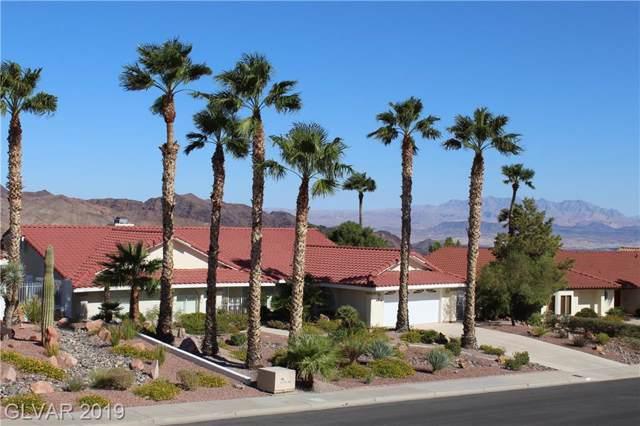 928 Vista Lago, Boulder City, NV 89005 (MLS #2143280) :: Vestuto Realty Group