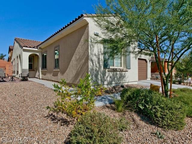 808 Condor Creek, North Las Vegas, NV 89084 (MLS #2143285) :: Signature Real Estate Group