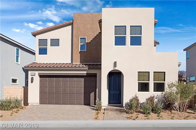 2132 Ponticino, Henderson, NV 89044 (MLS #2143391) :: Signature Real Estate Group