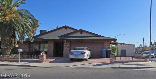 4215 Patterson, Las Vegas, NV 89104 (MLS #2143452) :: The Snyder Group at Keller Williams Marketplace One