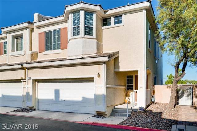 203 Animated, Henderson, NV 89052 (MLS #2143494) :: Signature Real Estate Group