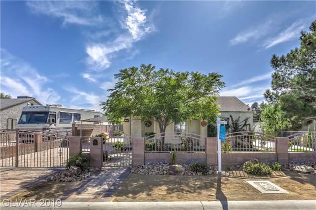 104 Palm, Las Vegas, NV 89101 (MLS #2143503) :: Signature Real Estate Group