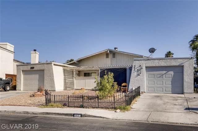 564 Chelsea, Henderson, NV 89014 (MLS #2143540) :: Signature Real Estate Group