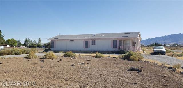 3481 W Ramona, Pahrump, NV 89048 (MLS #2143571) :: Performance Realty