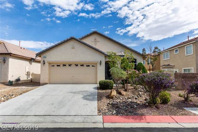 5150 Cross Ranch, North Las Vegas, NV 89081 (MLS #2143598) :: Vestuto Realty Group