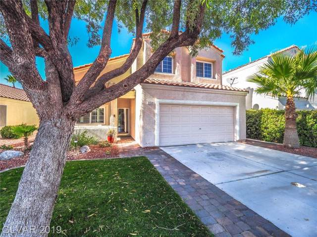 3158 Majestic Shadows, Henderson, NV 89052 (MLS #2143689) :: The Snyder Group at Keller Williams Marketplace One