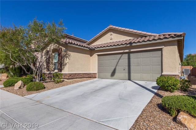 7036 Glencoe Harbor, Las Vegas, NV 89179 (MLS #2143695) :: Signature Real Estate Group