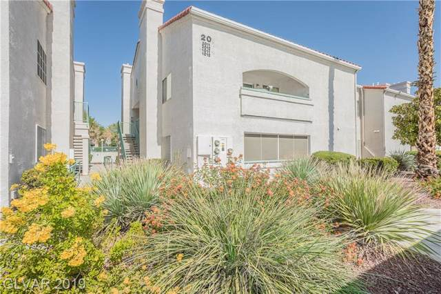 2725 Nellis Boulevard #1012, Las Vegas, NV 89121 (MLS #2143739) :: Helen Riley Group | Simply Vegas