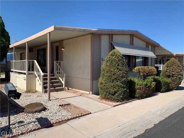 3403 Haleakala, Las Vegas, NV 89122 (MLS #2143743) :: The Snyder Group at Keller Williams Marketplace One