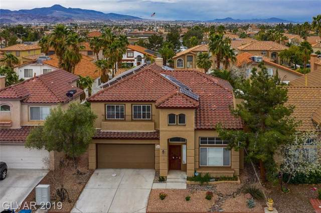 2611 Summerview, Henderson, NV 89074 (MLS #2143785) :: The Snyder Group at Keller Williams Marketplace One