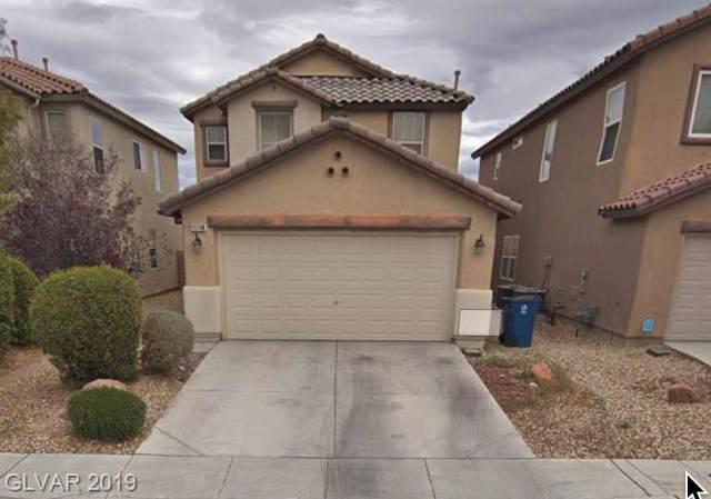 11748 Village Arbor, Las Vegas, NV 89183 (MLS #2143877) :: Signature Real Estate Group