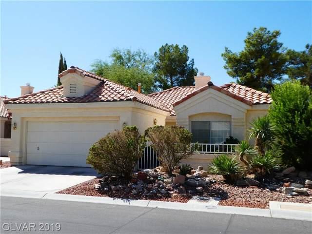 5309 Jim Dent, Las Vegas, NV 89149 (MLS #2143917) :: The Snyder Group at Keller Williams Marketplace One