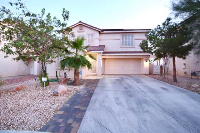 1027 Emerald Stone Ave, North Las Vegas, NV 89081 (MLS #2143950) :: ERA Brokers Consolidated / Sherman Group