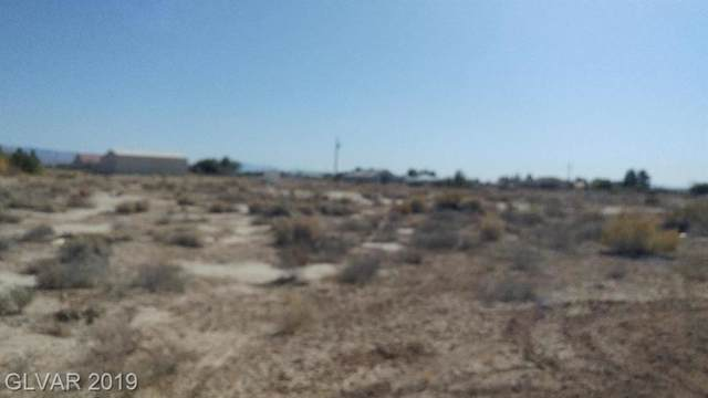 3691 S Newberry, Pahrump, NV 89048 (MLS #2143964) :: The Lindstrom Group