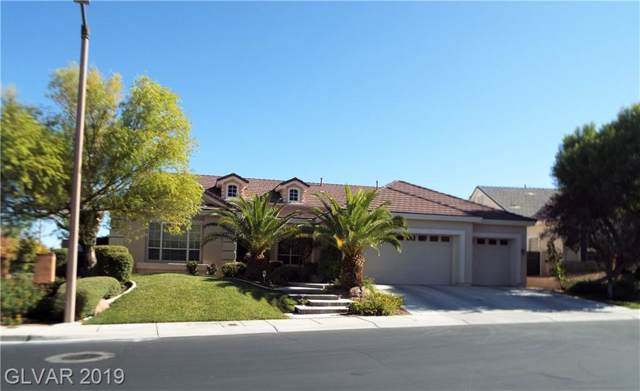 608 Cypress Meadows, Las Vegas, NV 89144 (MLS #2143985) :: Capstone Real Estate Network