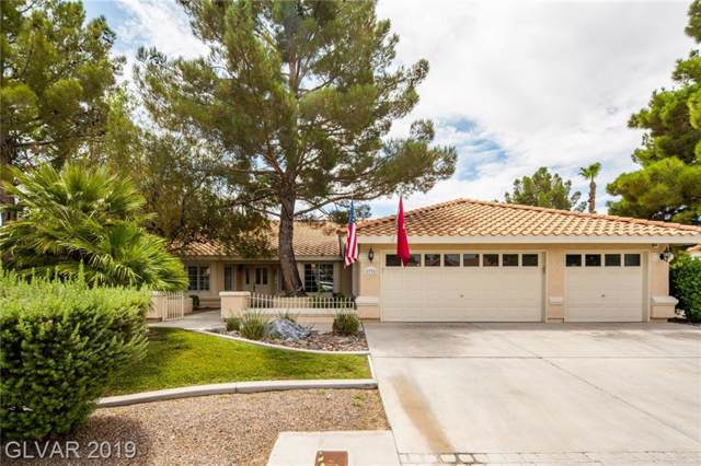 1731 Camara, Las Vegas, NV 89123 (MLS #2143993) :: The Snyder Group at Keller Williams Marketplace One