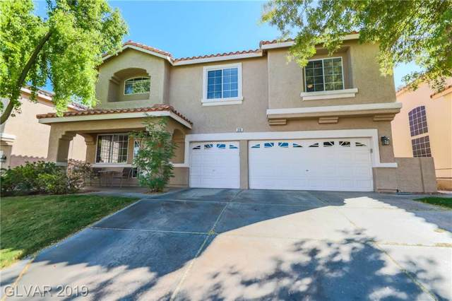 278 Tropic Tan, Henderson, NV 89074 (MLS #2143995) :: The Snyder Group at Keller Williams Marketplace One