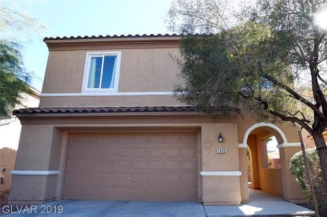 2925 Dowitcher, North Las Vegas, NV 89084 (MLS #2143998) :: Signature Real Estate Group