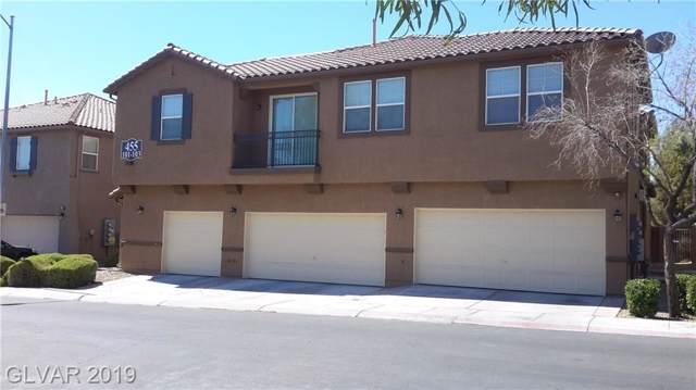 455 Dorchester Bend #2, North Las Vegas, NV 89032 (MLS #2144003) :: Trish Nash Team