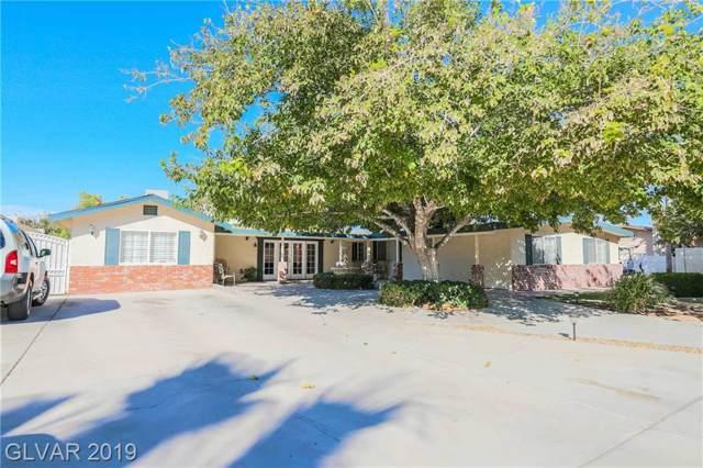 3346 Smoke Tree, Las Vegas, NV 89120 (MLS #2144014) :: Signature Real Estate Group
