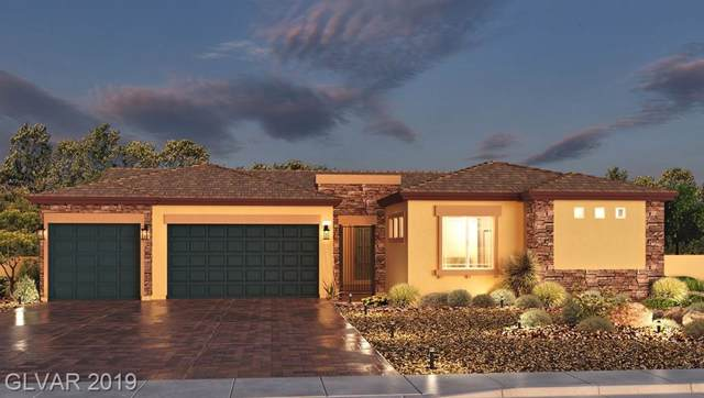 7024 Appaloosa Ridge Lot 81, Las Vegas, NV 89131 (MLS #2144030) :: The Snyder Group at Keller Williams Marketplace One