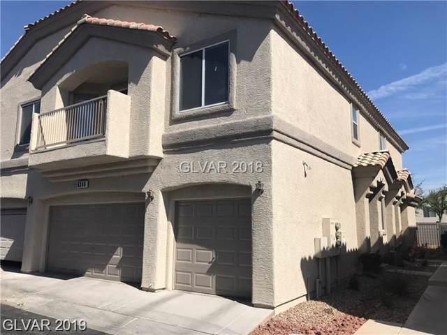 6346 Lorne Green #102, Henderson, NV 89011 (MLS #2144042) :: Signature Real Estate Group