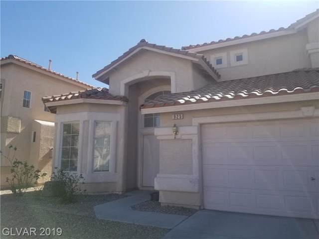 925 Dancing Vines, Las Vegas, NV 89183 (MLS #2144071) :: The Snyder Group at Keller Williams Marketplace One