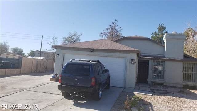 3711 Southern Light Drive, Las Vegas, NV 89115 (MLS #2144083) :: Signature Real Estate Group