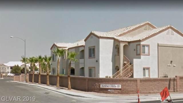 4655 Gold Dust Avenue #114, Las Vegas, NV 89120 (MLS #2144084) :: Helen Riley Group | Simply Vegas