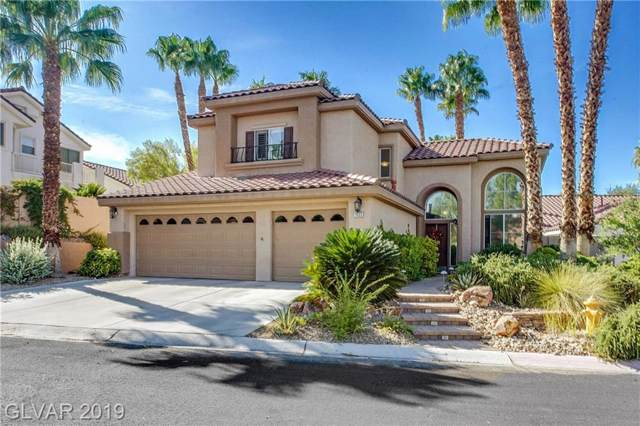 1933 Park Shadows, Las Vegas, NV 89134 (MLS #2144088) :: The Snyder Group at Keller Williams Marketplace One